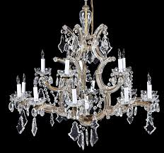 hess s dept italian crystal chandelier by corr auctions appraisals bidsquare