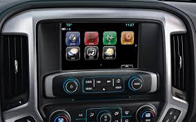2018 gmc 6 2. modren gmc photo showing available color touch radio in the 2018 gmc sierra 1500  lightduty pickup throughout gmc 6 2