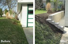 Backyard Retaining Wall Designs New Retaining Walls Best Choice Landscape