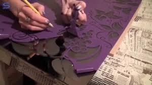 Матирование <b>зеркала</b> по трафарету своими руками - YouTube