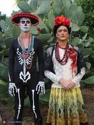 frida and the skeleton 2 frida kahlo costume