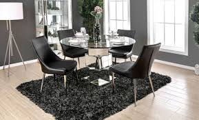 table set chair 47 modern gray dining chairs ideas round