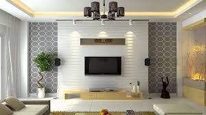 Of Interior Decoration Of Living Room Living Room Interior Design Specially Tv Unit Part 2 Youtube