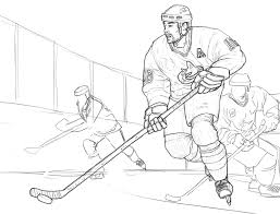 Small Picture Beautiful Hockey Coloring Pages Gallery Amazing Printable