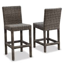 Outdoor Wicker Bar Stools  TargetOutdoor Wicker Bar Furniture