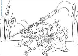 Small Picture A bugs life 14 coloring pages Hellokidscom