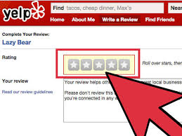 yelp review template. Delighful Template Inside Yelp Review Template E