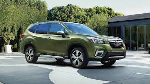 Subaru Model Comparison Chart 2019 Subaru Forester See The Changes Side By Side