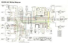 kl kle klx kx wiring diagrams 4strokes com 2007 klx 250 wiring diagram at Klx 250 Wiring Diagram