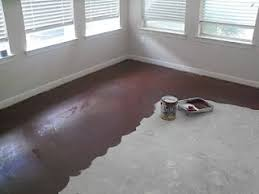 painting a cement floor41 best Flooring images on Pinterest  Flooring ideas Homes and Home