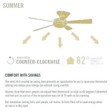 ceiling fan direction in winter fan ceiling fan direction winter summer