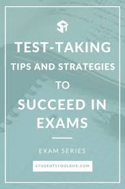 best images about study tips study tips toolbox test taking tips and strategies to succeed in exams