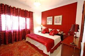 Exellent Romantic Red Master Bedroom Ideas Expansive Medium Hardwood Intended Simple Design