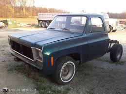 1978 Chevrolet C10 id 23812