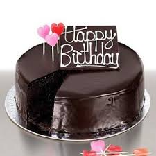 Buy Happy Birthday Surprise 1 Kg Chocolate Cake Online Best Prices