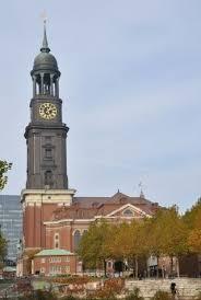 Aus meiner stempelmanufaktur gibts nun den hamburger michel auf postkarte! Hauptkirche St Michaelis Hamburg Architekturobjekte Heinze De