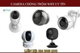Camera Chống Trộm Wifi Thông Minh, Bảo Hành Uy Tín