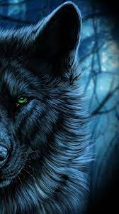 Free download Moving Wolf Wallpaper ...