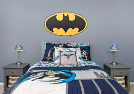 batman logo giant officially licensed dc removable wall decal fathead wall decal