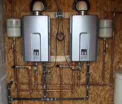 How To Install An Electric Hot Water Heater Tankless Water Heaters Universal Plumbing And Heating