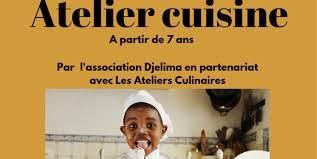 Atelier Cuisine Africaine Pour Enfants