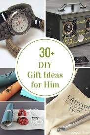 diy gift ideas for him