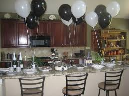 Interior Design:Fresh Black And White Party Theme Decorations Design Decor  Simple And Architecture Black