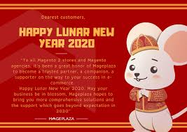 With 2021 coming to a close, we wanted to reach out and send our best wishes to you and yours! Mageplaza Lunar New Year 2020 Sale Mageplaza