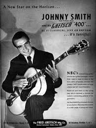 Epiphone and Johnny Smith