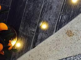 outdoor led deck lights. fvtled 10pcs/pack 12v outdoor led deck light pavement garden patio stairs recessed floor lighting led lights m