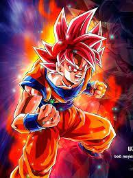 Wallpaper Hd 4K Goku Trick