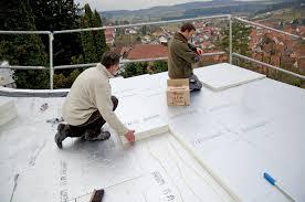 Durch die minimale aufbauhöhe erreichen sie ein höchstmaß an dämmung bei geringstem raumverlust. Der Dammstoff Bringt Das Gefalle Bauhandwerk