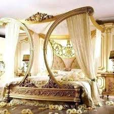 king size wood canopy bed – hsiuk.co