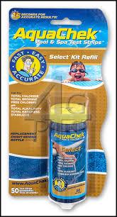 Aquachek Select Color Chart Aquachek Gold Select Refill Inc Color Chart Test Log