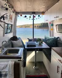 Van Conversion Interior Design Campervan Interiors We Love Parked In Paradise