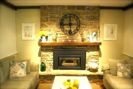 mid century fireplace mantel modern home decorating ideas 2017