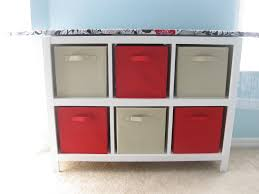 ironing board furniture. Cubby Shelf With Ironing Board Top Furniture