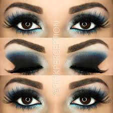 love the light blue accent with bold black