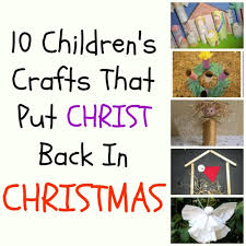 Crafts That Put CHRIST In Christmas | Christmas Ideas | Pinterest ...