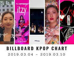 Kpop Chart 2019 Kpop Charts 2019