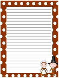 best thanksgiving writing ideas thanksgiving   thanksgiving writing paper