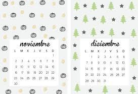 Calendario 2015 Para Imprimir Calendarios Pinterest Gift