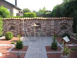 Steinmauer Garten Selber Bauen Siddhimind Info