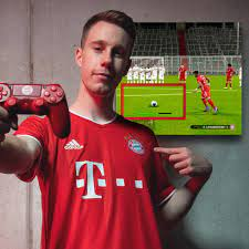 eFootball PES 2020 Free-kick tutorial FC Bayern esports player