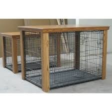 wooden table dog crate cover malm woodturnings