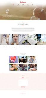 Wedding Wordpress Theme Wedding Album Maker Wordpress Theme