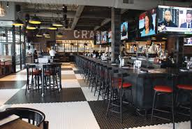 a k inside the newest restaurant to open in the garden city center is tavern