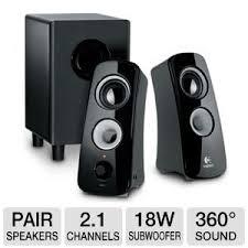 speakers rca. logitech z323 2.1 speakers rca e