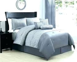 heather grey comforter full size of purple and gray comforter sets king black silver grey white