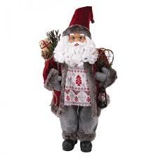 <b>Феникс Презент Декоративная</b> кукла Санта-Клаус 61 см ...